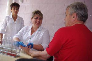 лаборатория анализ крови