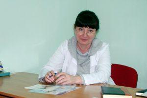 Назарук Лариса Миколаївна, отоларинголог-сурдолог
