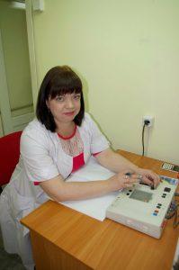 Гур'єва Наталія Юріївна, аудіометріст, медична сестра вищої категорії