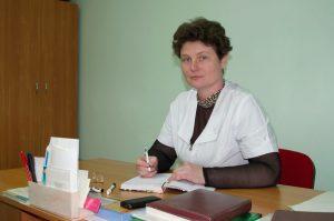 Фадєєва Валентина Олександрівна, сурдопедагог-логопед, вчитель вищої категорії