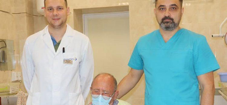Лікарями відділення пластичної та реконструктивної хірургії проведено ще одну успішну реплантацію